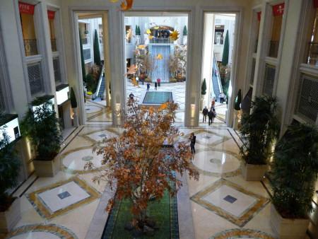 Het Palazzo Hotel en Casino