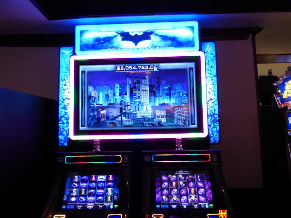 Gave Batman gokkast