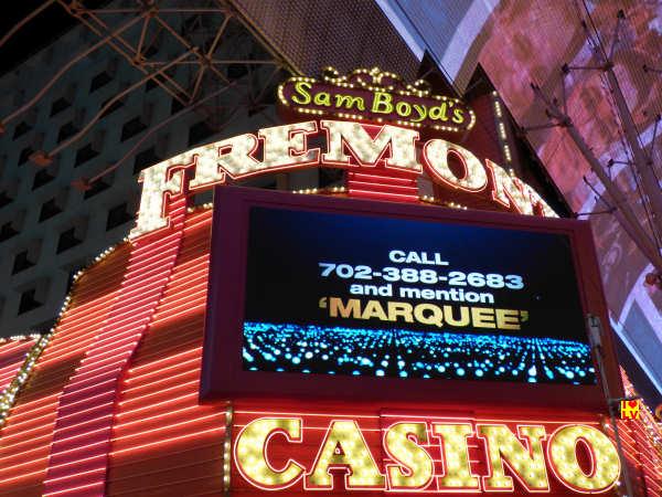 Fremont Casino Downtown Las Vegas