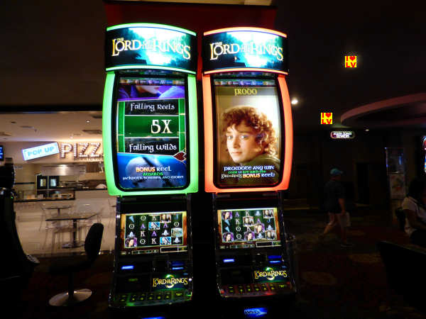 Lord of the Rings slot in het Plaza Casino