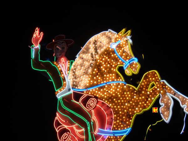 Prachtige Neons in Downtown Las Vegas