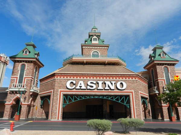 Ingang Casino Boulder Station Casino