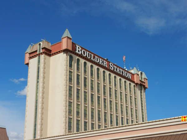 Boulder Station Hotel aan de Boulder Highway