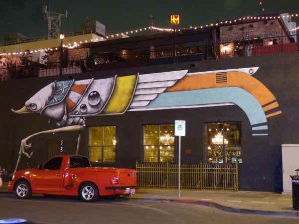 Kunstzinning Downtown Las Vegas