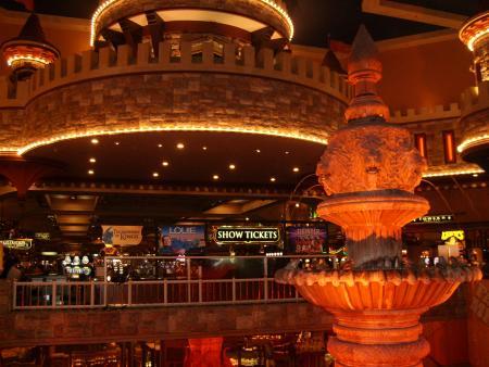 Excalibur Hotel en Casino