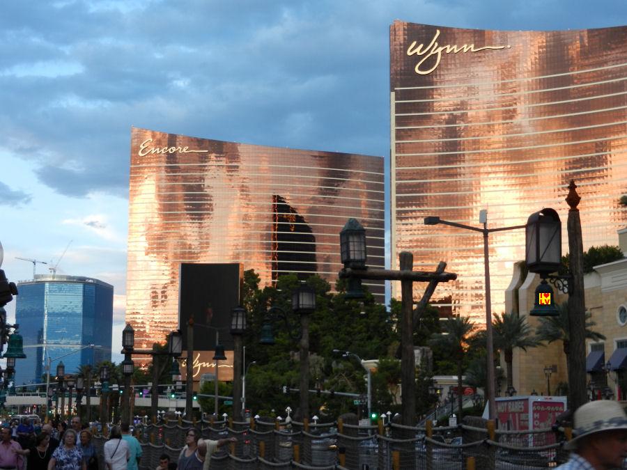 Wynn en Encore Hotel in Las Vegas
