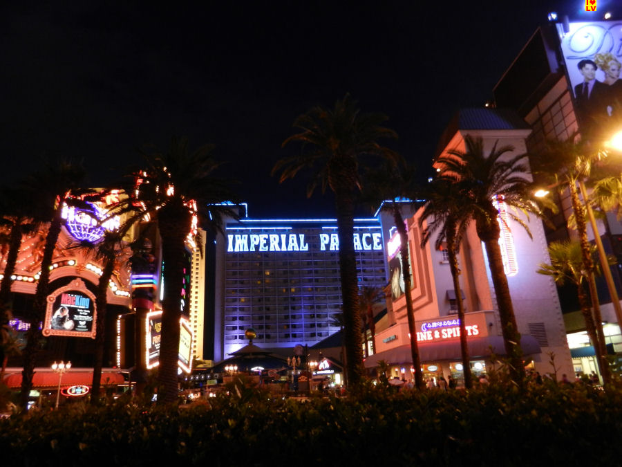 Imperial Palace Hotel in Las Vegas