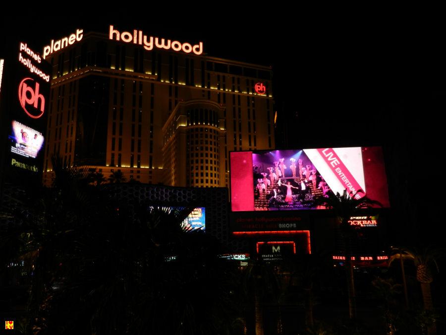 Planet Hollywood Hotel en Casino in Las Vegas