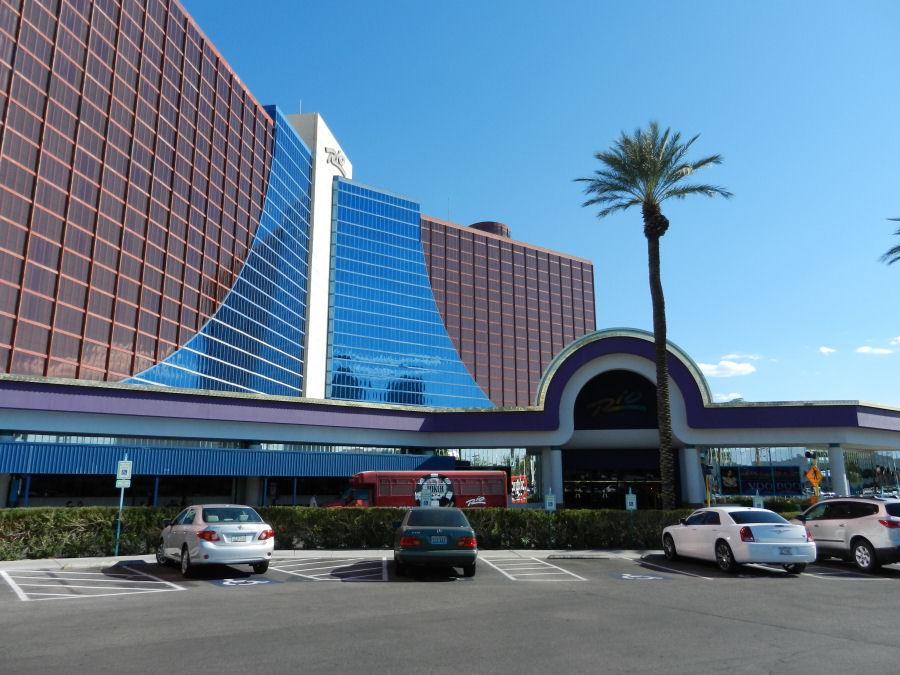 Het Rio Hotel en Casino in Las Vegas