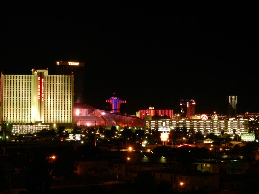 Circus Circus Hotel en Casino