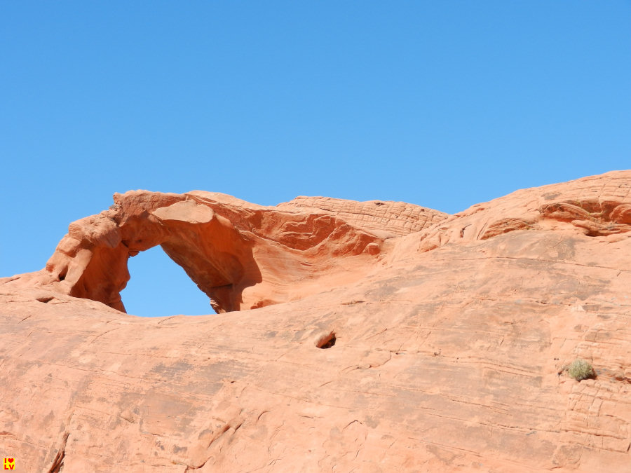 Arch Rock, Valley of Fire State Park