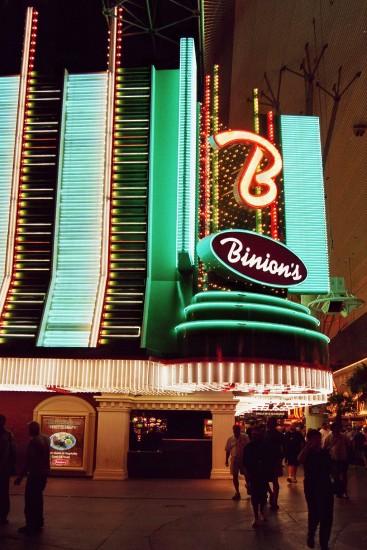 Binion's Casino in Downtown Las Vegas