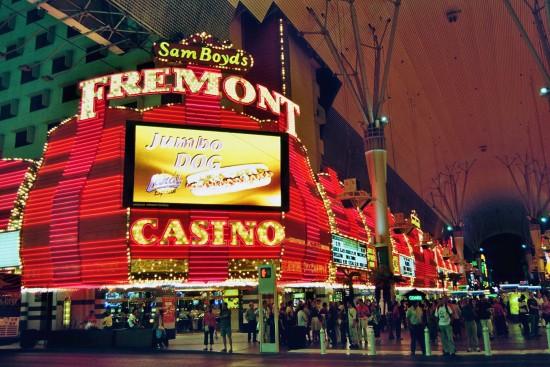 Fremont Casino in Downtown Las Vegas