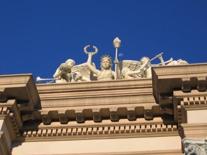 Prachtige beelden op het Monte Carlo Hotel