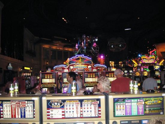 Casino in Rio Hotel in Las Vegas