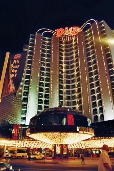 Plaza Hotel in Downtown Las Vegas