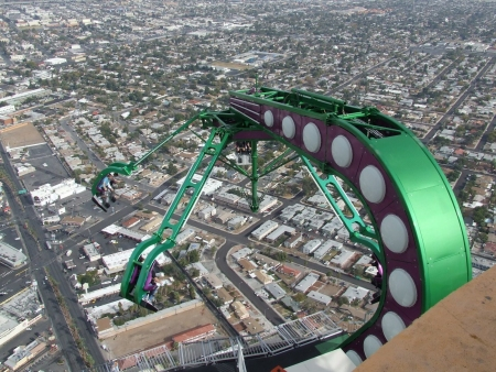 Insanity Stratosphere Tower