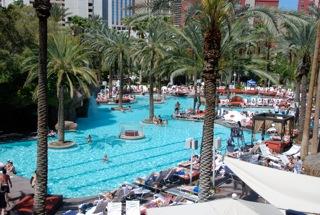 Zwembad MGM Grand Las Vegas