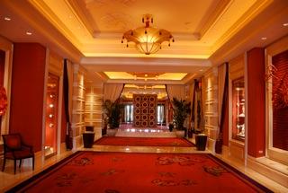 Wynn Hotel Las Vegas, tres chic!