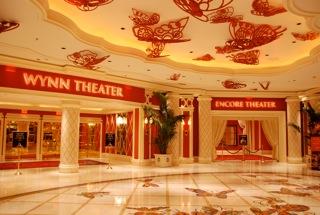 "Wynn Theater an Encore Theater Las Vegas"""