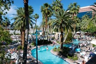 Lazy river MGM Grand Las Vegas
